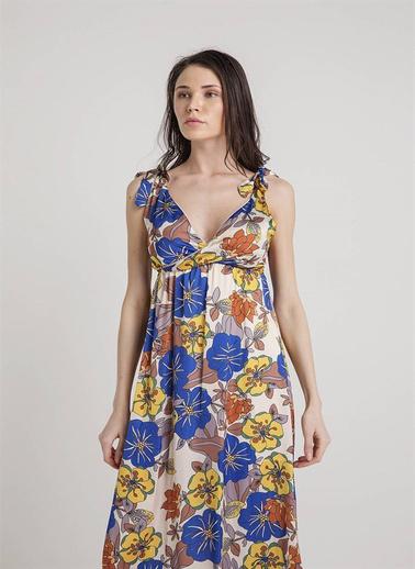 Xtsy Elbise Renkli